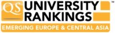 QS University Rankings: EECA, 2021