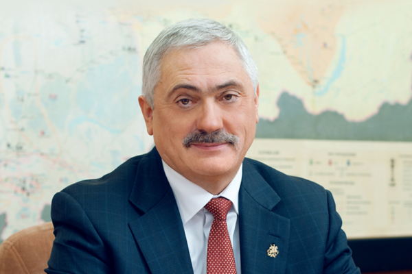 Congratulations on the Day of Knowledge from the Rector of Gubkin University Viktor Martynov